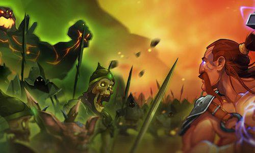 Первый трейлер геймплея Pagan Online