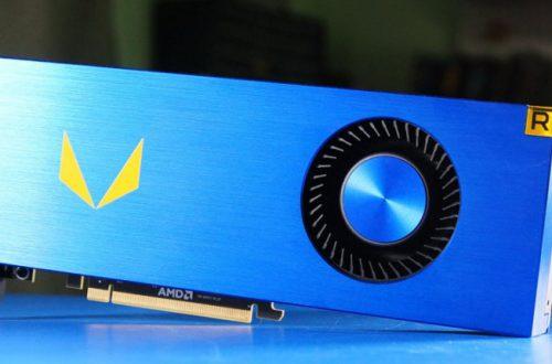 Появился первый намек на скорый анонс новых видеокарт AMD Vega 2