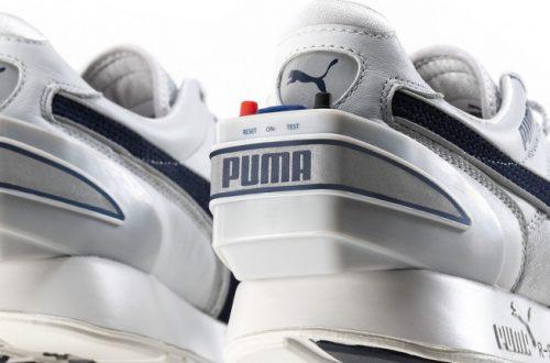 Puma создала «умные» кроссовки, которые помогут вам похудеть