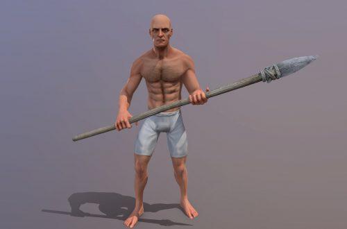 Fractured - Новые модели для персонажей
