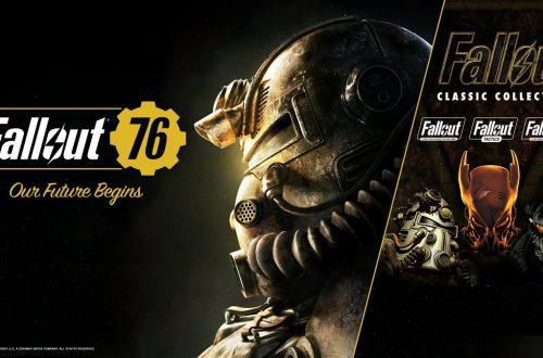 Fallout 76 - Разработчики приготовили новогодний подарок