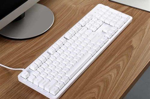Полноразмерная клавиатура Xiaomi Yuemi за $48 оснащается механическими переключателями Cherry MX Red