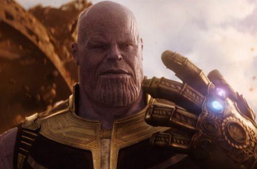 Танос может вернуться в Fortnite — датамайнеры нашли интересный намек