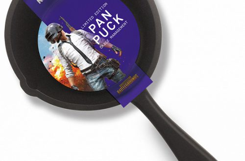 NZXT начинает продажи культового оружия из PUBG — сковородки
