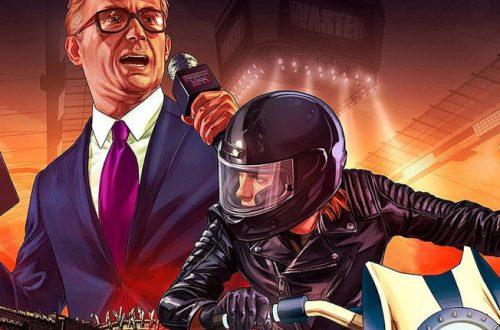 В GTA Online наступило обновление «Битва на арене» со смертельными гонками — трейлер
