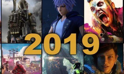 Какие игры выйдут в 2019 году. Даты выхода