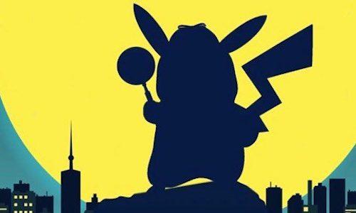 Прекрасные постеры «Покемон. Детектив Пикачу» напомнят о детстве
