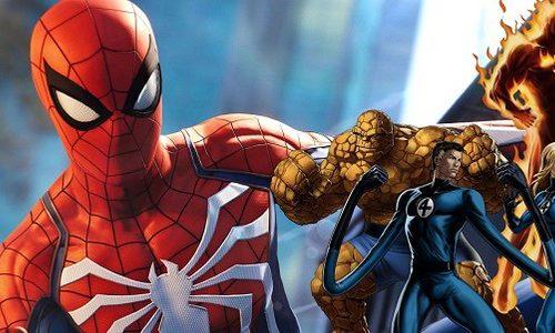 В «Человеке-пауке» появится Фантастическая четверка?