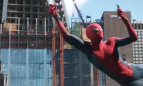 «Человек-паук: Вдали от дома» намекает на Фантастическую четверку? Это здание!