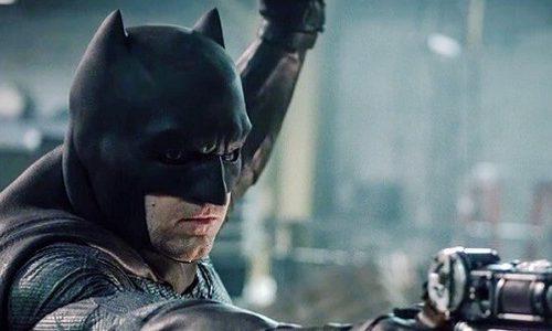 Бена Аффлека не уволили с роли Бэтмена киновселенной DC