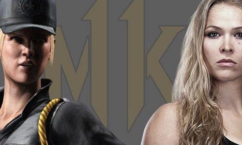 Ронда Роузи сыграла Соню Блейд в Mortal Kombat 11