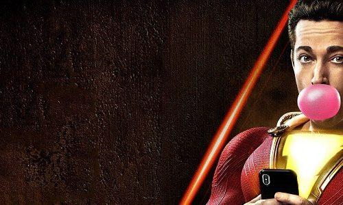 Новый ролик фильма «Шазам!» показал Доктора Сивану