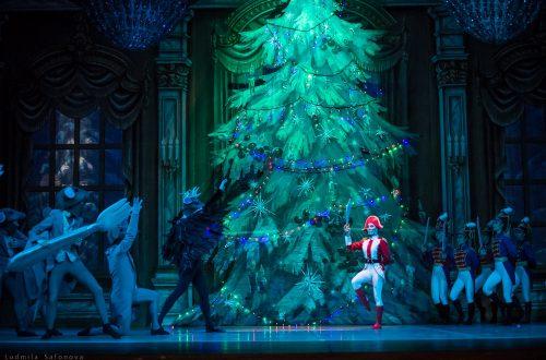 Балет «Щелкунчик» в театре «Новая опера». Чудо на все времена