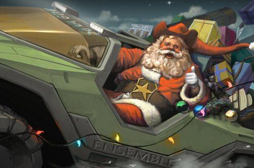 7 безумных поступков, которые геймеры совершили на Рождество