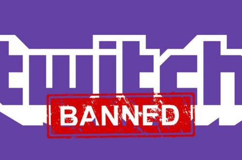 Twitch забанил стримера за оральный секс в прямом эфире