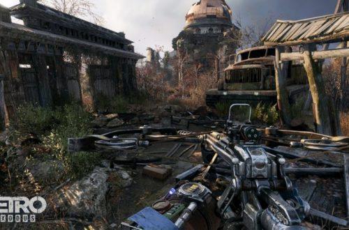 4A Games выпустила дневник разработчиков Metro: Exodus