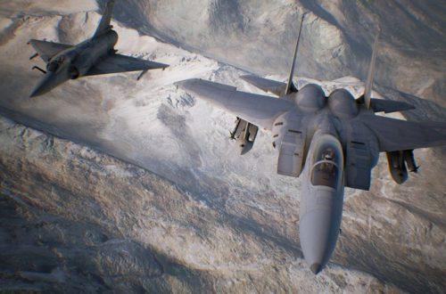 Создатели Ace Combat 7: Skies Unknown показали сетевые сражения
