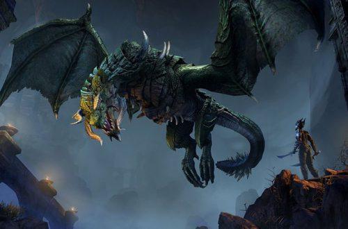 Elsweyr - новое дополнение TES Online посвящено драконам и родине каджитов