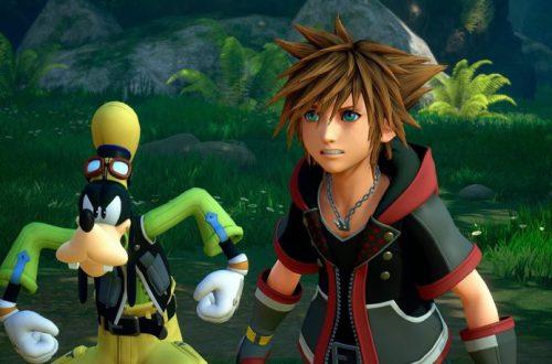 Весь сюжет Kingdom Hearts за 5 минут