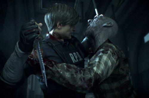 В Японии запустили новую рекламу Resident Evil 2