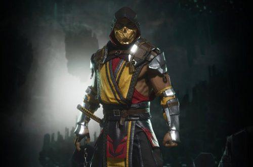 Премьера Mortal Kombat 11: пять трейлеров, новый герой и маска Скорпиона