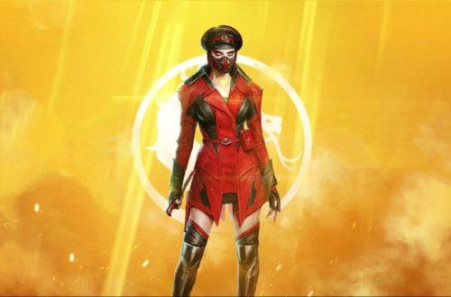 Эксклюзивный костюм Skarlet из Mortal Kombat 11 доступен только в России
