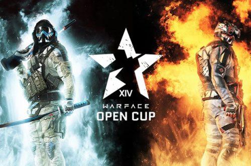 Билеты на финал Warface Open Cup XIV поступили в продажу