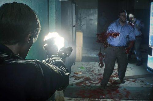 Resident Evil 2: 30 минут геймплея и сравнение с оригинальным хоррором