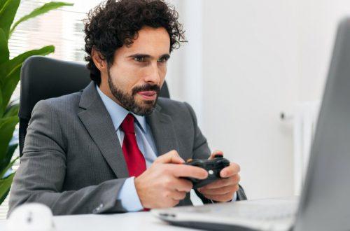 Видеоигры помогают повысить продуктивность