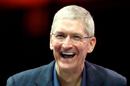 Главу Apple рассмешил вопрос про «Яндекс.Телефон»