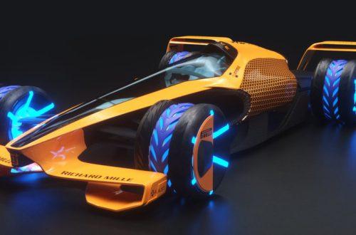 Искусственный интеллект станет вторым пилотом гоночных автомобилей