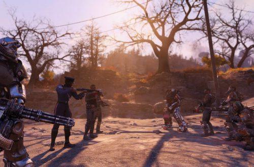 В Fallout 76 появится режим «Выживание», убирающий все ограничения в PvP