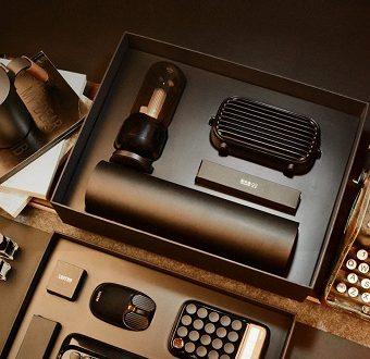 Новогодний набор продукции Xiaomi стоит 250 евро
