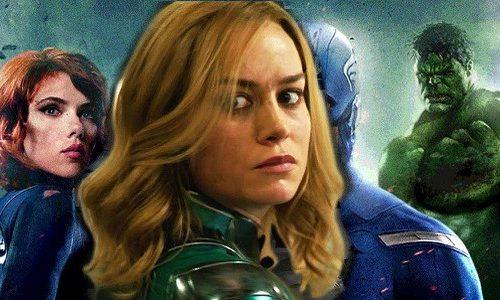 «Капитан Марвел» раскрывает происхождение Мстителей?
