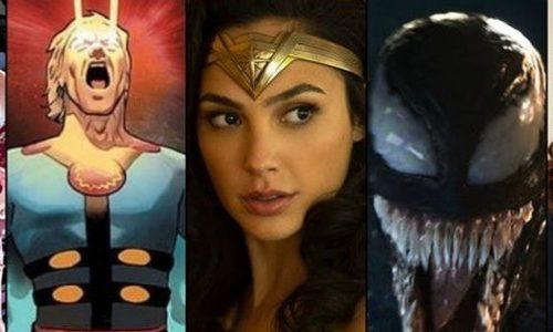 Какие фильмы Marvel и DC выйдут в 2020 году