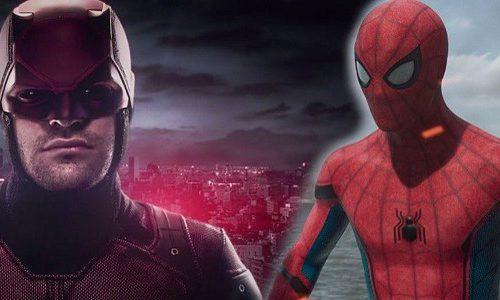 Чарли Кокс хочет кроссовер Сорвиголовы и Человека-паука