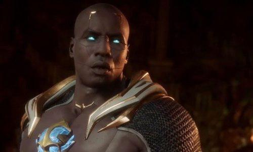 Герас в трейлере Mortal Kombat 11