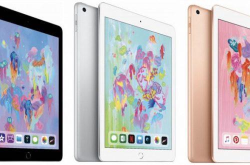 Apple готовится к выпуску в России семи новых моделей iPad