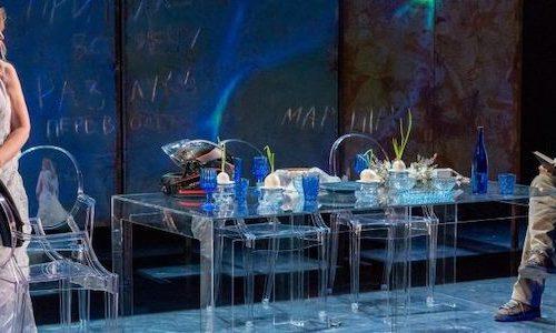 Рецензия на спектакль «Офелия боится воды», МХТ им.А.П.Чехова. Ещё раз про нелюбовь