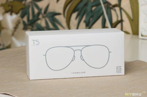 Солнцезащитные очки-авиаторы Xiaomi Turok Steinhardt