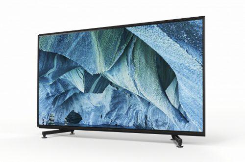 Sony представила первые телевизоры Bravia Master с разрешением 8K