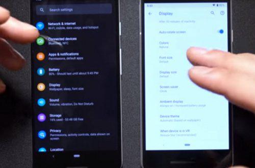 Эти смартфоны быстрее всех получают новые версии Android