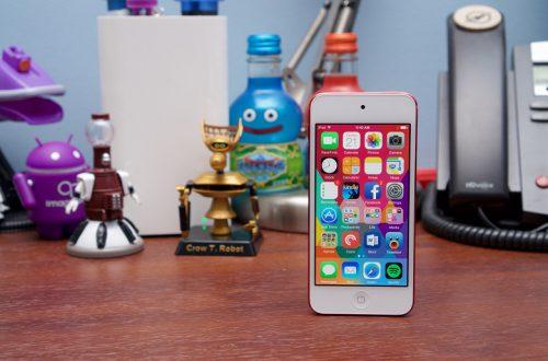 В коде iOS 12 нашли подтверждение том, что Apple готовит новый плеер iPod Touch