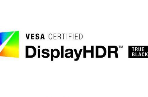 Стандарт VESA DisplayHDR True Black оптимизирован для дисплеев OLED и microLED
