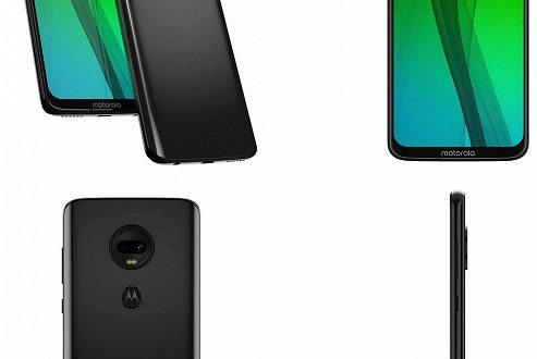 Смартфон Moto G7 с 3 ГБ ОЗУ и Sapdragon 625 протестирован в Geekbench