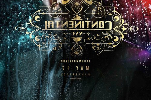Постер и тизер-трейлер «Джона Уика 3»