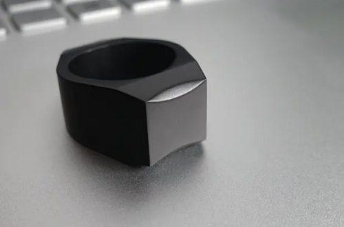 Padrone Design создали свой вариант компьютерной мышки-кольца