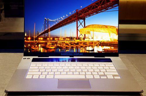 Компания Samsung Display первой начинает выпуск панелей UHD OLED для ноутбуков