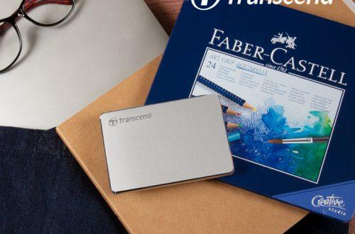 Transcend представила портативный накопитель StoreJet 25C3S с разъемом USB-C емкостью 2 ТБ