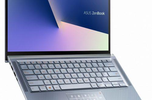 Ноутбук Asus ZenBook 14 (UX431) оснащен дисплеем IPS NanoEdge